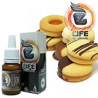 Жидкость для электронных сигарет eLife Пшеничное печенье 10 мл, 12 мг/мл
