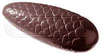 Форма для шоколада Шишка 89x33x16 мм Chocolate World 2042 CW