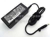 Блок питания для ноутбука HP 18.5V, 3.5A, 65W, 4.8*1.7, 3 hole, чёрный (Replacement AC Adapter) + кабель питания!