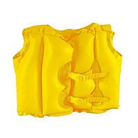 Жилет надувной Bestway желтый 51х41 см