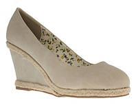 Стильные и удобные женские туфли, лодочки  на платформе