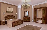 Спальня Примула (Вишня Бюзум)  Миромарк