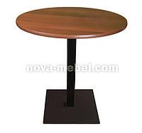 Стол для кафе Basic - столешница ДСП круглая