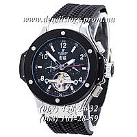 Часы Hublot Big Bang Classic Automatic Black-Gold-Black SSSH-1012-0151
