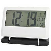 Настольные часы J-2126 с термометром