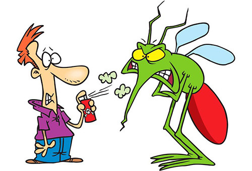 Репеленты от насекомых