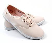 Стильные Женская спортивная обувь, кеды, конверсы, высокие, классические и низкие  розового цвета!