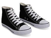 Женская спортивная обувь, кеды ERICA Black!