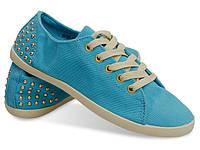Женская спортивная обувь, кеды FIONA Blue!