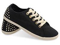 Женская спортивная обувь, кеды FIONA BLACK!