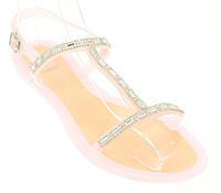 Летняя женская обувь, боссоножки, сандалии Anna pink!