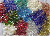 Камушки декоративные стеклянные Alvo