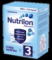 Молочная смесь Nutrilon 3 (Нутрилон) 600 г
