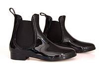 Обувь, резиновые женские сапоги  ботинки от производителя