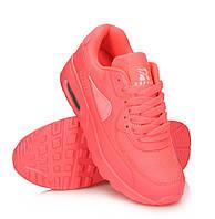 Женская кроссовки, кеды MILFORD Neon Pink