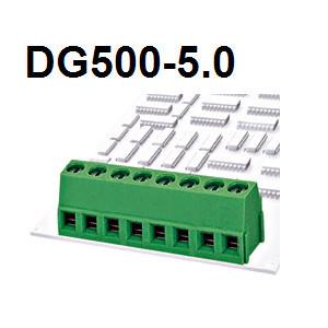 DG 500-5.0-02P-14-00AH   (terminal block)  DEGSON