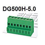 DG 500A-5.0-06P-14-00AH  (terminal block)  DEGSON, фото 2
