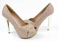 Обувь для женщин на каблуке 40 размер