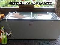 Морозильная камера для торговли, морозильный ларь 500л., бу из Германии