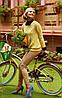 Трикотажные легинсы | 104 sk, фото 2