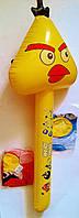 Детская надувная игрушка Молоток, при ударе свистит, 530мм.