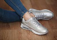 Женская кроссовки, кеды Yenisei SILVER