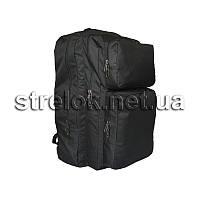 Рюкзак большой 75л черный