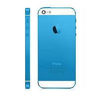 Корпус iPhone 5 blue
