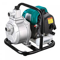 Мотопомпа для воды, мощность 1,2 кВт; 1,6 л. Hmax 35м Qmax 15м³/ч (2-х тактный), LGP15 LEO
