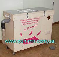 Оборудование для изготовления одеял и перин — Vita Box light