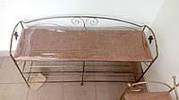 Банкетка кованая. (100см), фото 1