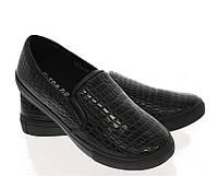 Модные туфли женские без каблука