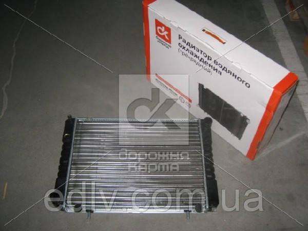 Радиатор водяного охлаждения ГАЗ 3302 (3-х рядн.) (под рамку) 51 мм ДК