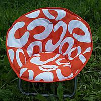 Детский складной круглый стул 45х50х50 (ВхШхГ)