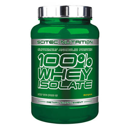 100% Whey Isolate Scitec Nutrition, фото 2