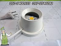 Светодиодный Овоскоп для проверки всех типов яиц, куриных, утиных, гусиных, индюшиных и  др.