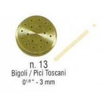 Насадка-фільєра SIRMAN n.13. Bigoli 3 мм