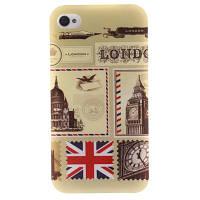 Чехол для iPhone 4/4s - London
