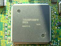 Процессор 72630P200FP для Pioneer cdj850, cdj350 (непрошитый)
