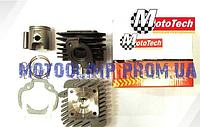 Цилиндр+головка (ЦПГ) на мопед SUZUKI SEPIA, SUZUKI ADDRESS-50 ORANGE BOX  80cc