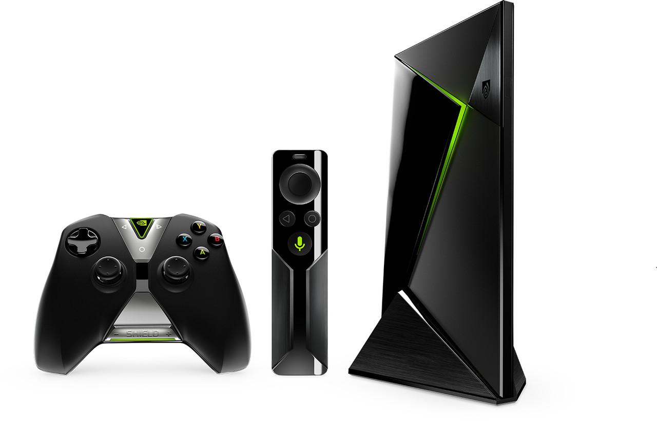 Nvidia Shield Android TV Base, фото 1