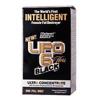 Nutrex Lipo 6 black Hers Ultra Con V2/60 cap