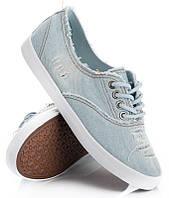 Женская спортивная обувь, кеды из текстильного материала