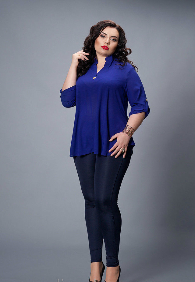 Елегантная женская блуза