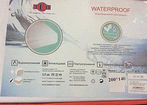 Простыня водонепроницаемая Waterproof P.E. с резинкой 200-90, фото 2