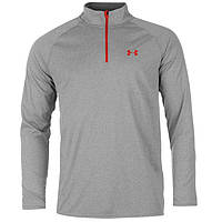 Футболка с длинным рукавом Under Armour Tech Quarter Zip Long Sleeve Top Mens