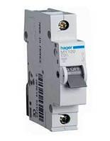 Автоматический выкл. 50А 1р, С, 6кА, MC163A HAGER