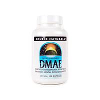 Лифтинг кожи лица - ДМАЭ / DMAE (Dimethylaminoethanol), 351 мг 100 таблеток