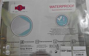 Простыня водонепроницаемая Waterproof P.E. с резинкой 200-180, фото 2
