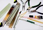 Набор инструментов для работы с полимерной глиной